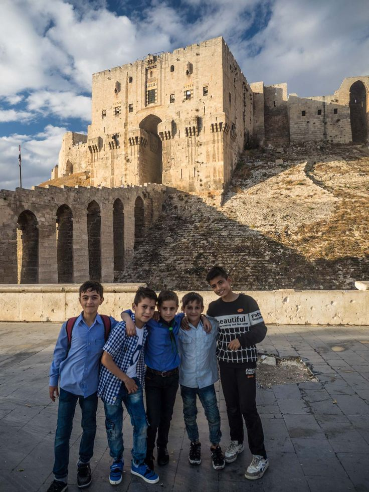 Travel report from Aleppo, Oktober 2017 as a tourist was a very different experience from what media been telling us about Syria