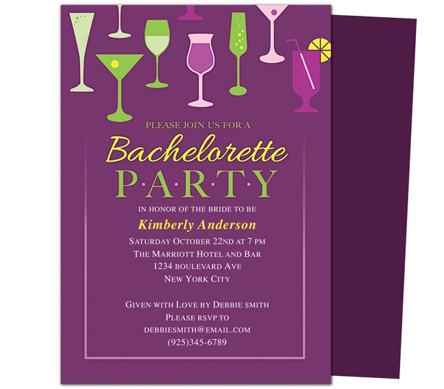 The 26 best images about Printable DIY Bachelorette Party ...