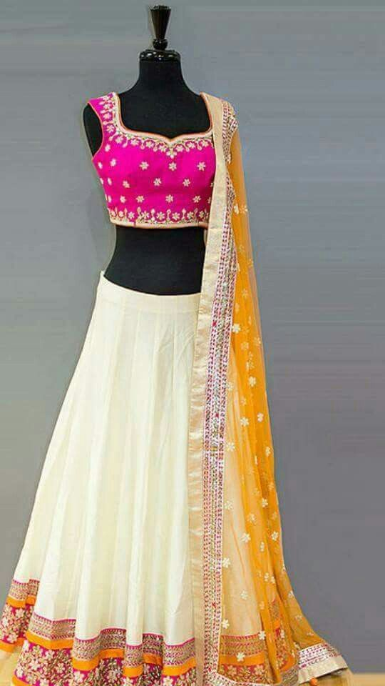 Indian desi fashion