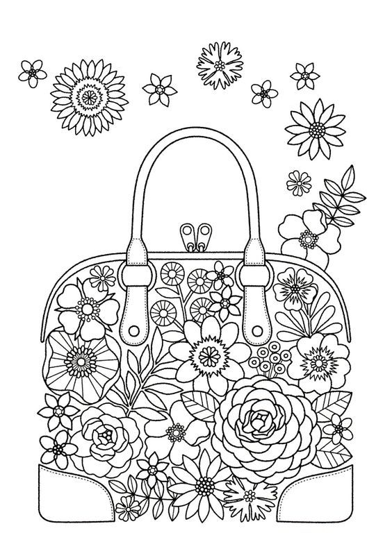 198 best coloring clothes fashion images on pinterest coloring coloring pages and adult coloring