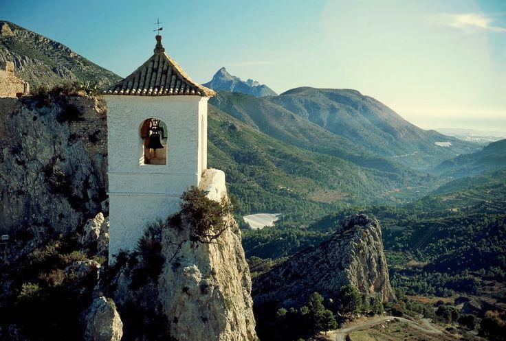 Castell de Guadalest (Comunidad Valenciana). Finalista #ElMejorRincon2013