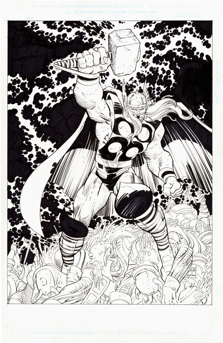 travisellisor:  the cover to Wizard #80 by John Romita Jr. and Mark Farmer