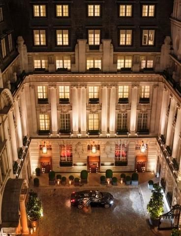 Located in the heart of theatreland, relax in this 5-star hotel in the backdrop of exquisitely restored splendour. Find out more: http://bit.ly/1RuW83i