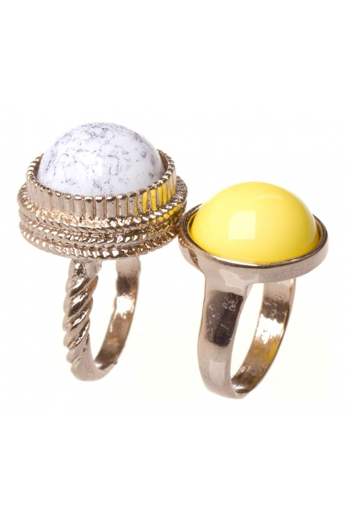 Double Dome Ring