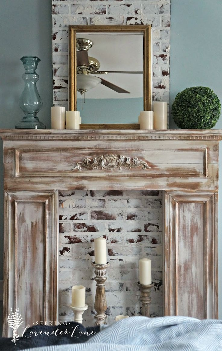 Mantle Without Fireplace 25 Best Vintage Mantle Ideas On Pinterest Vintage Fireplace