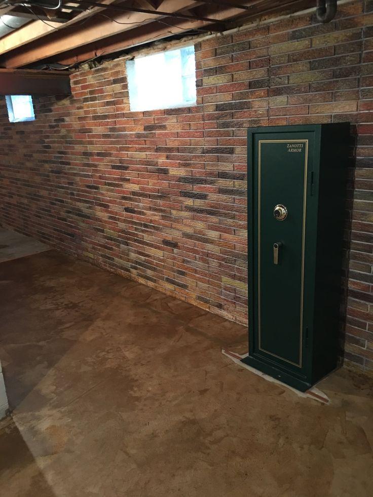 Best 25 Concrete basement walls ideas on Pinterest
