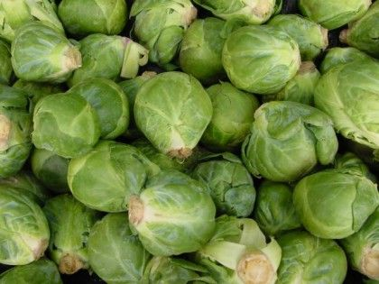 say no to Brussel Sprouts