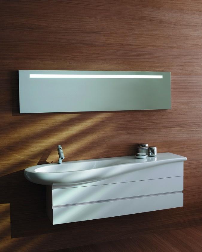 Mirror. Il Bagno Alessi One. www.laufen.com