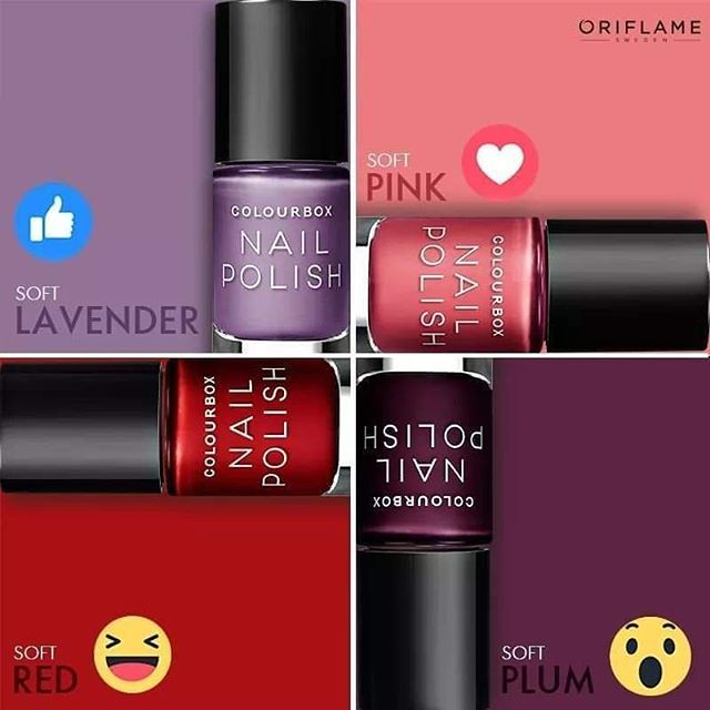 The Colourbox Nail Polish Has 10 Wearable Colours And Comes In A Cute Compact Bottle With So Many Shades Now Every Day Ca In 2020 Nail Polish Makeup Cosmetics Nails