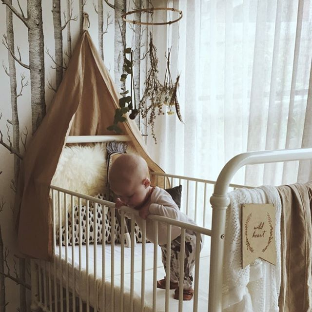 Your Little One Will Love These 8 Gender Neutral Nurseries: 106 Best Images About Nursery/Kid Bedroom Ideas On