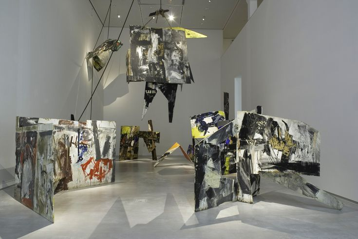 WM | whitehot magazine of contemporary art | February 2008, Retrospective of Emilio Vedova (1919 - 2006) @ Berlinische Gallerie