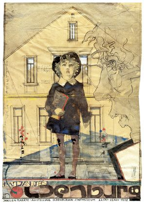 Horst Janssen - Plakate Oldenburg