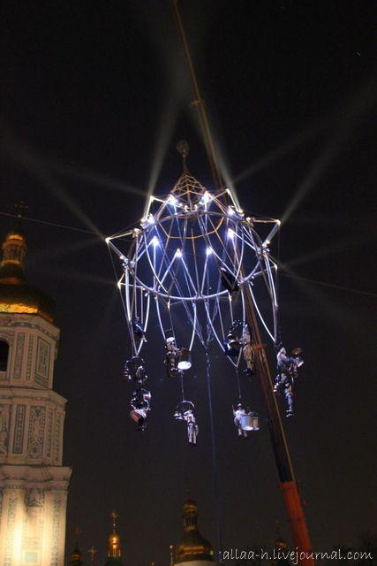 Неистовые звонари на французской весне в Киеве - allaa_h