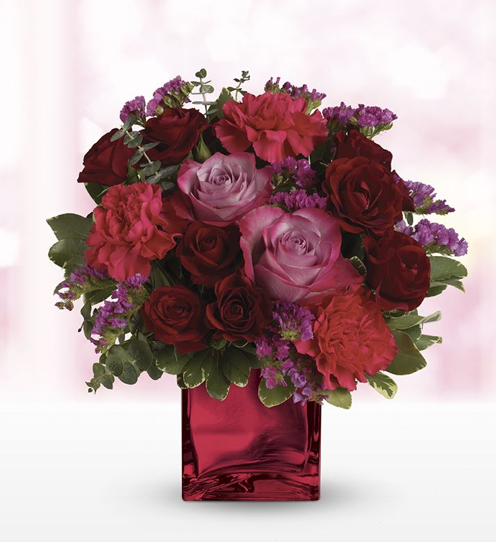 80 Best Valentines Day Flowers Images On Pinterest