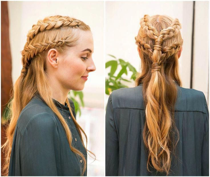 10 Game Of Thrones Hairstyles For Women Ideas Pictures And Video Tutorials Hairstyles Ideas Pictur Hair Styles Womens Hairstyles Braided Hairstyles Easy
