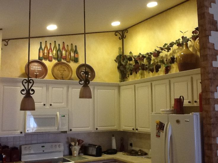Lovely Italian Themed Kitchen Designed By Sue Stevenson