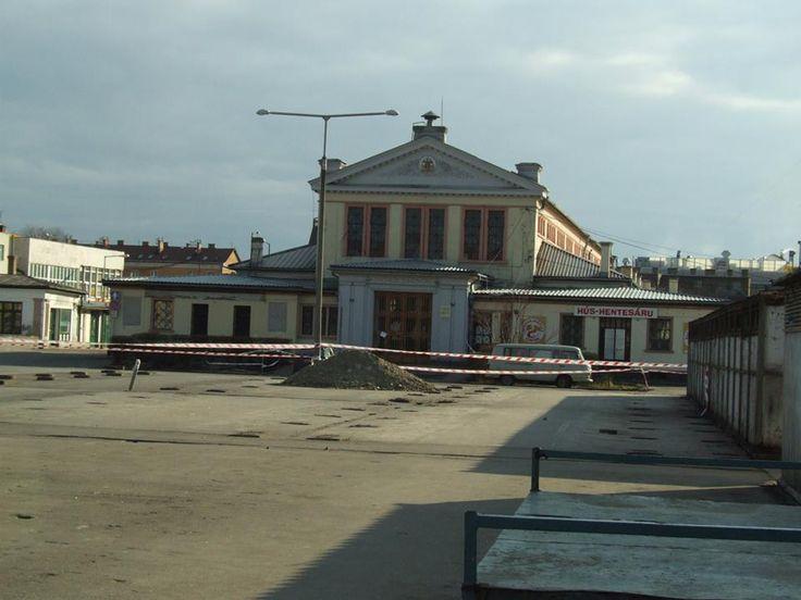 Miskolc, Búza tér 2007