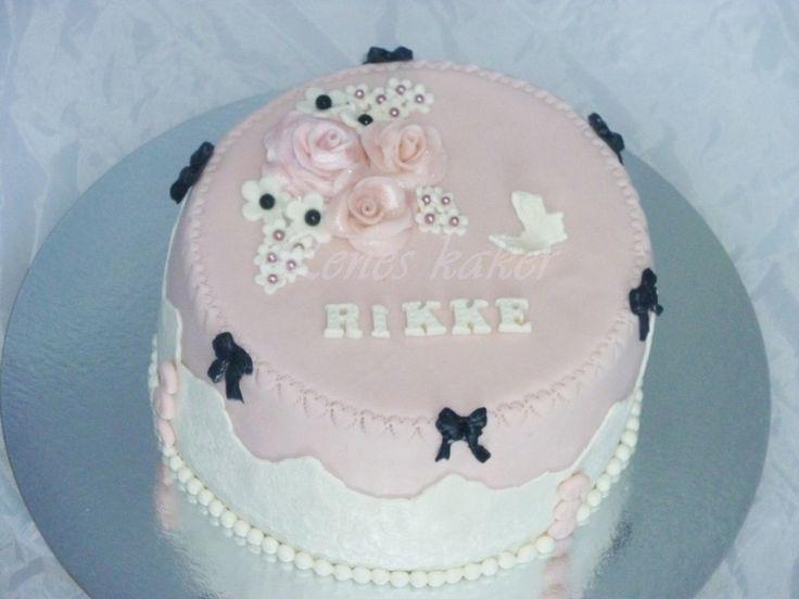 Lenes Kakeverden: Søt kake til min fysioterapaut