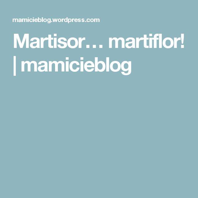 Martisor… martiflor! | mamicieblog