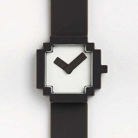 Icon watch - Black