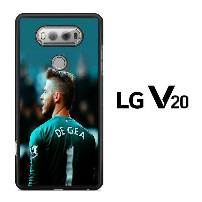 De Gea Number 1 LG V20 Case Dewantary
