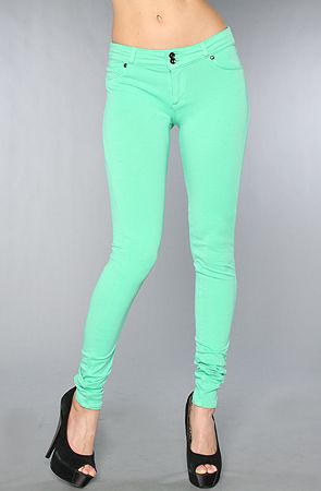 Too expensive from this place but I like this color!: Anarchy Jegging, Color 3, Color Jeggings, Colored Skinny S, Colors, Beauty Style, Colored Skinny Jeans, Colored Jeans