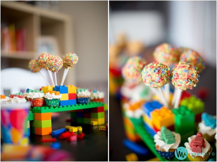 Benjamins Lego-bursdag | Fotograf Jan Ivar Vik