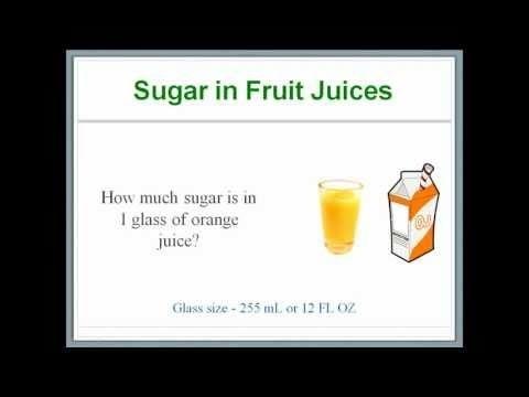 Whats In Our Food 5 - Carbohydrates - How Much Sugar is in a Can of Soda video