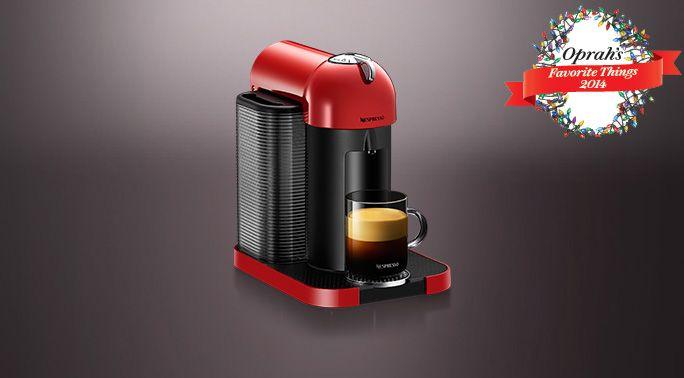 VertuoLine Red | Coffee Machine | Nespresso USA