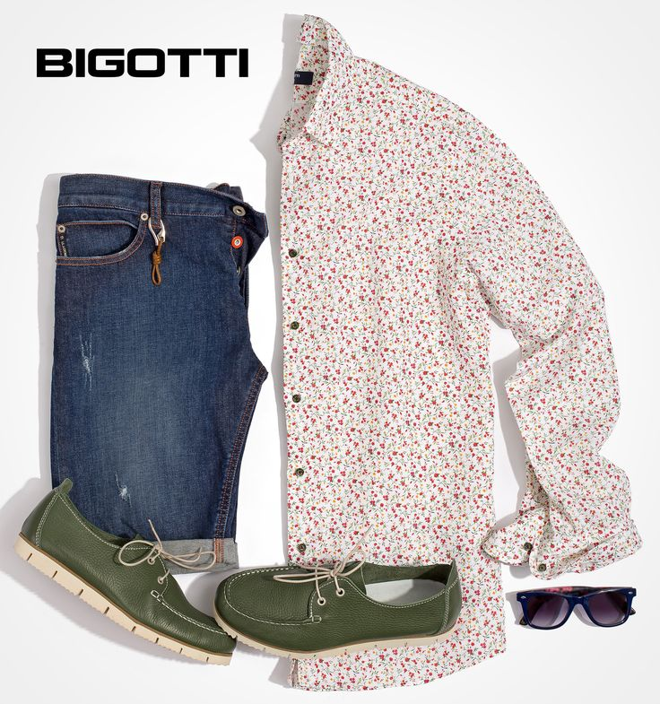 #Denim and #linen - an #amazing #combination for the #summer #style www.bigotti.ro #mensfashion #ootdmen #followus #summertime #summervibe #camasi #bermude #shirts #bermudashorts #shoes #pantofi #moda #barbati #stylingtips #vara #stilmasculin #tinute #ootd