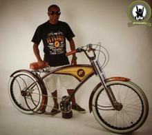 Custom built bicycles