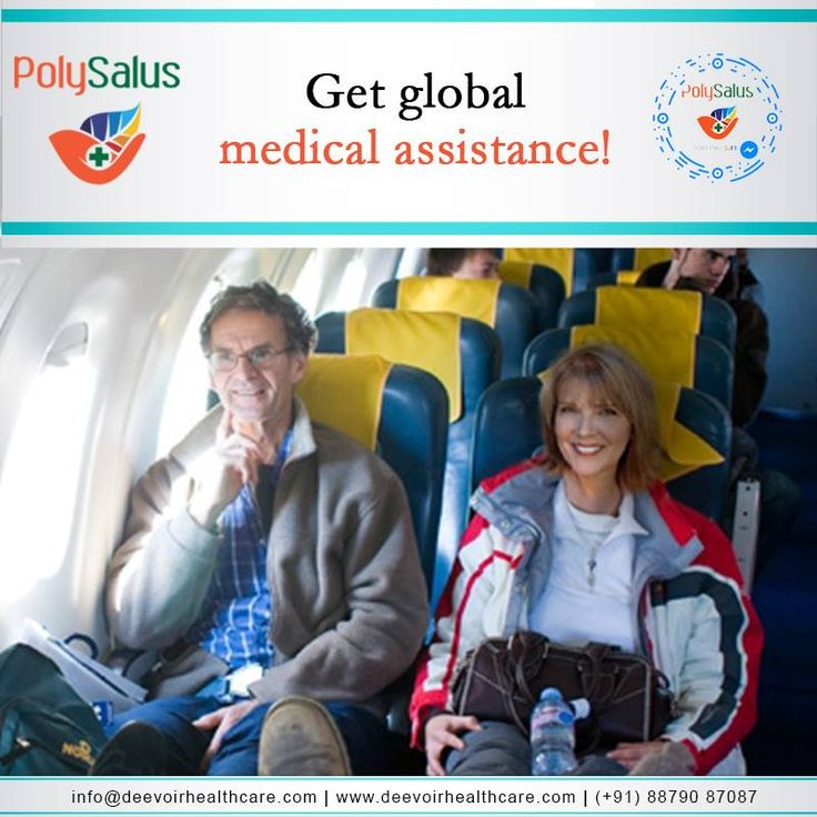 We are partnered with #AssistAmerica to provide medical assistance while travelling! #Polysalus #Deevoir