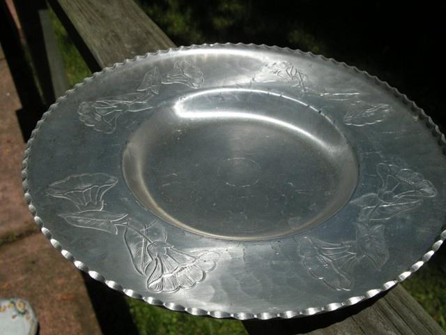 vintage serving trays eBay