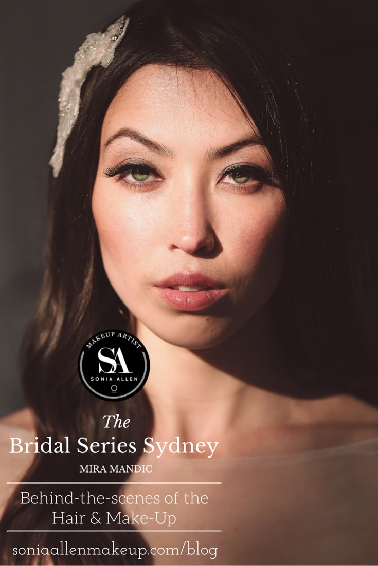 THE BRIDAL SERIES SYDNEY (MIRA MANDIC): THE HAIR AND MAKEUP BY SONIA ALLEN (Wedding Collecion: Apr 2016) A behind-the-scenes look at how makeup artist @soniaallenmua created the hair and makeup for this editorial on The Bridal Series Sydney. http://soniaallenmakeup.com/blog/mira-mandic-the-hair-and-makeup-by-sonia-allen/