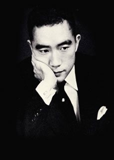 Yukio MISHIMA (1925~1970), Japanese author 三島由紀夫