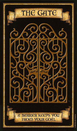 Oraculo Madame Endora: La Puerta - La magia del Tarot