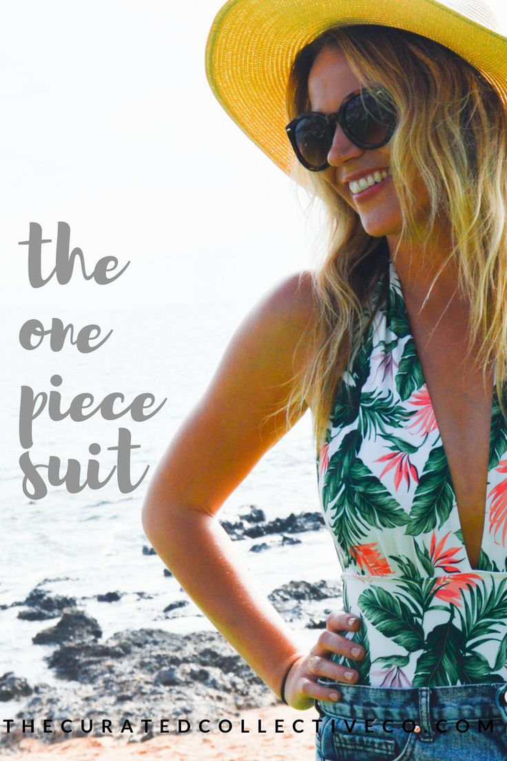 The One Piece Suit to Rule Them All