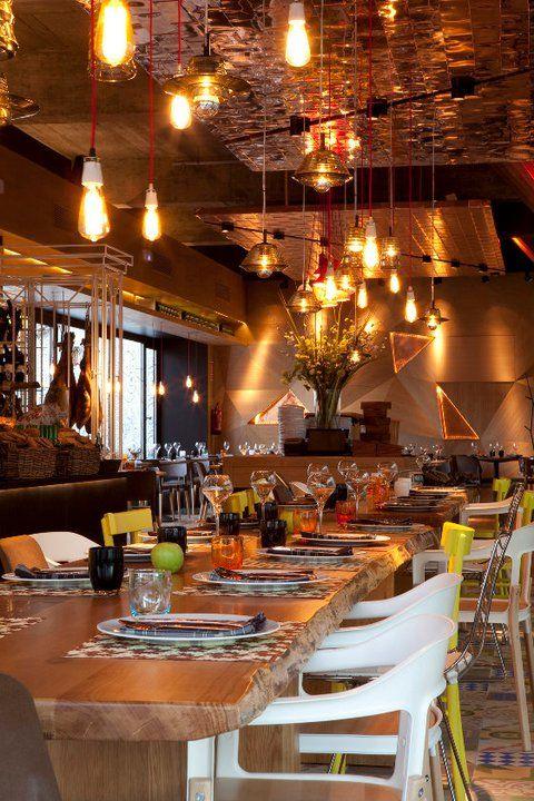 La cocina de San Anton Madrid
