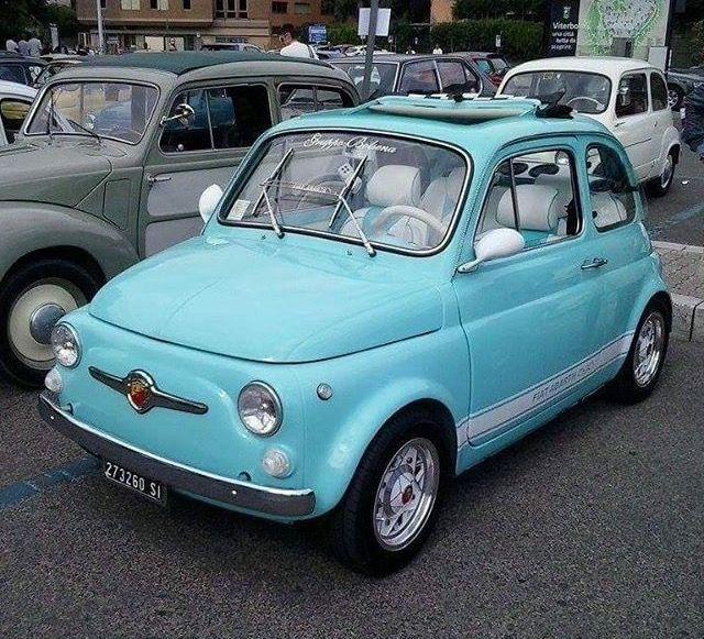 1000+ Ideas About Fiat 500 On Pinterest