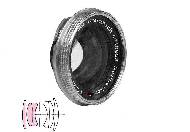 Retina-Xenon C 2,8/50 mm