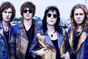 The Struts (Courtesy Interscope)