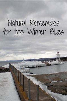 Winter can be a tough time, even for people with good mental health. When you have the blues, these natural depression remedies may be able to help.