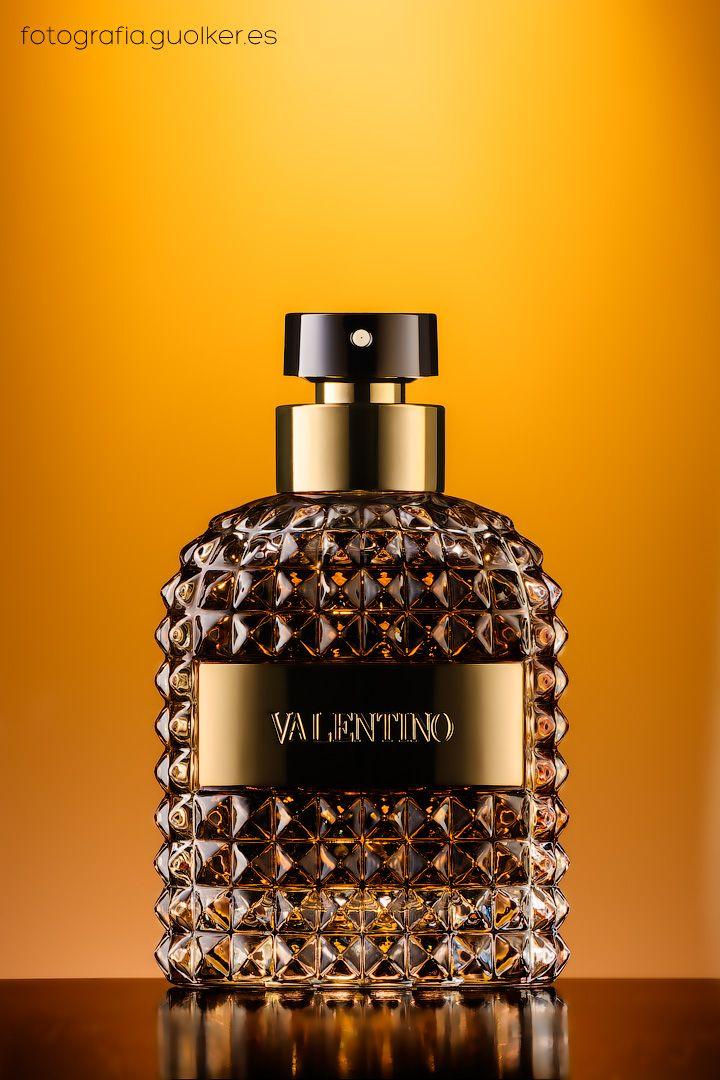 Fotografia de Producto - Publicidad Perfume