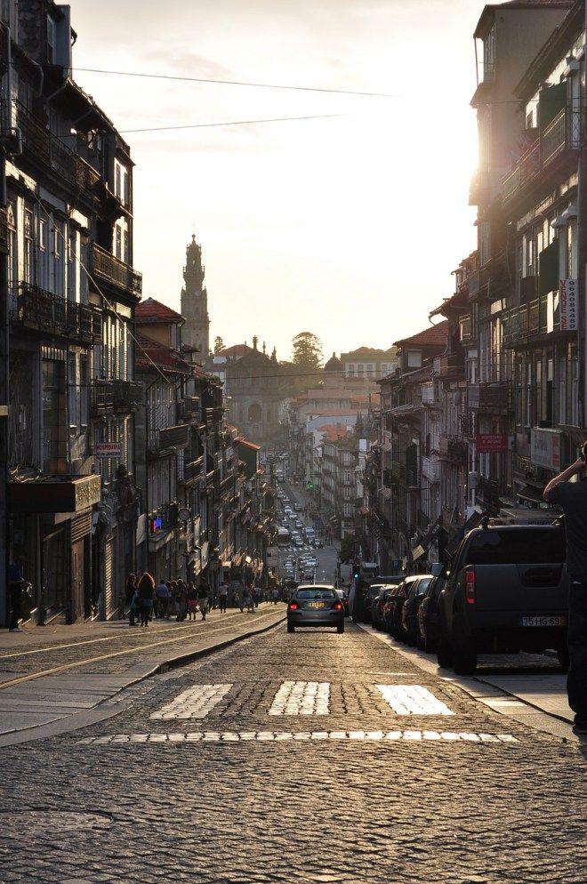 Porto, Portugal - Amor à primeira vista