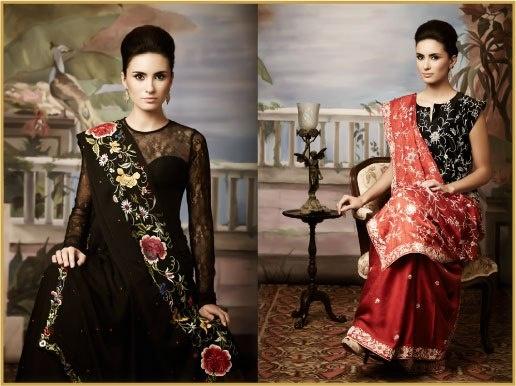 Parsi Gara Embroidery....sarees.