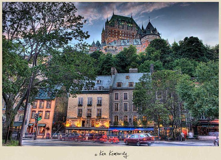 Vieux #Quebec