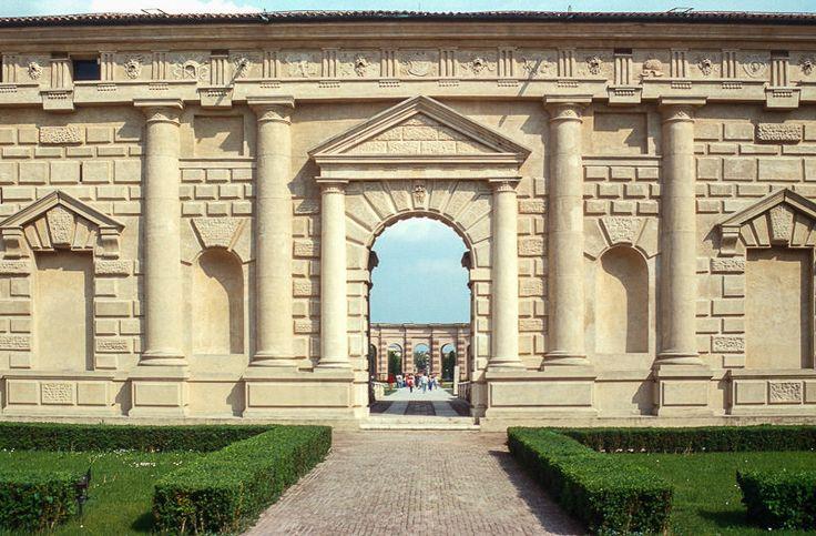 28 best giulio romano images on pinterest palazzo for Sala 976 latin palace
