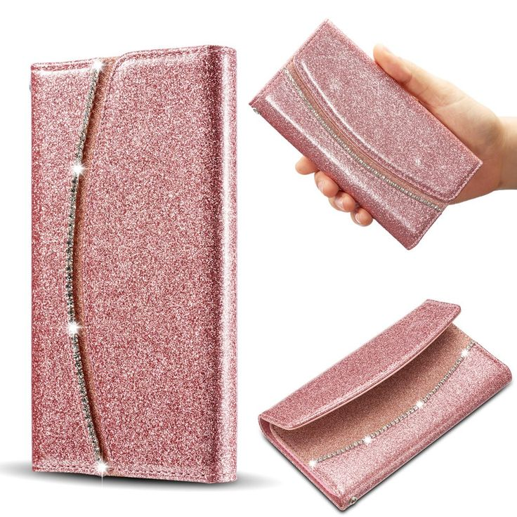 For Samsung Galaxy S8 Edge Cover Magnetic Flip Cover Bling Glitter Leather Wallet Case For Apple iPhone 7 6s Plus //Price: $9.04//     #gadgets