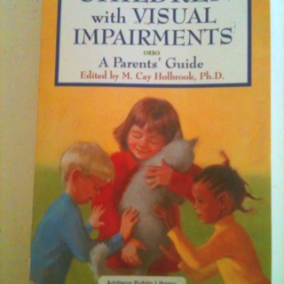 resources helping students with visual impairments