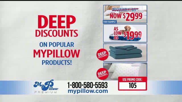 tv commercials mypillow perfect pillow